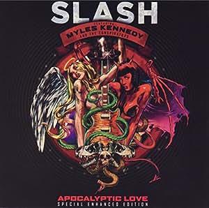 Slash Myles Kennedy Apocalyptic Love Amazon Com Music