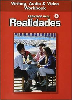 realidades 2 writing audio and video workbook pdf
