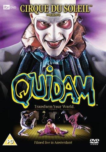 Cirque du Soleil - Quidam [DVD]