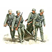 1/35 独 負傷兵搬送5体スターリングラード1942