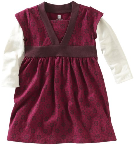 Tea Collection Girls 2-6x Androna Wrap Dress