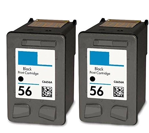 HouseOfToners Remanufactured Ink Cartridge Replacement for HP 56