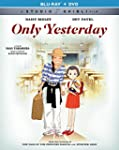 Only Yesterday [Blu-ray + DVD]