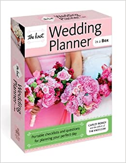 The Knot Wedding Planner In A Box Portable Checklists And