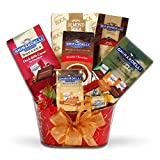 Spectacular Ghirardelli Chocolate Fathers Day Gift Basket