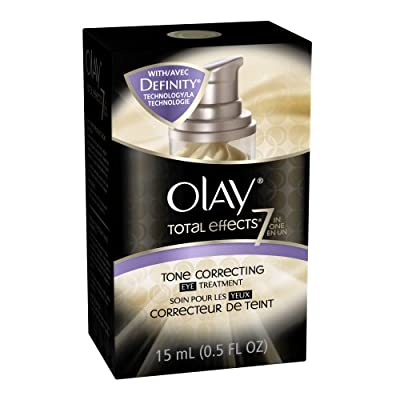 Cheapest Olay Total Effects 7-in-1 Tone Correcting Eye Treatment, 0.5 Ounce from Procter & Gamble - HABA Hub - Free Shipping Available