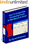 How To Create Data Processing Forms &...
