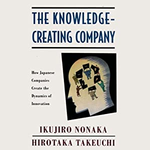 The Knowledge-Creating Company Audiobook