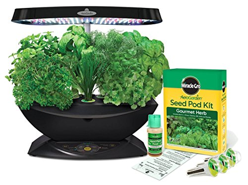 Miracle-Gro AeroGarden 7-Pod LED Indoor Garden