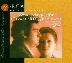 The RCA Opera Treasury - Cavalleria rusticana