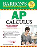 Barrons AP Calculus, 13th Edition