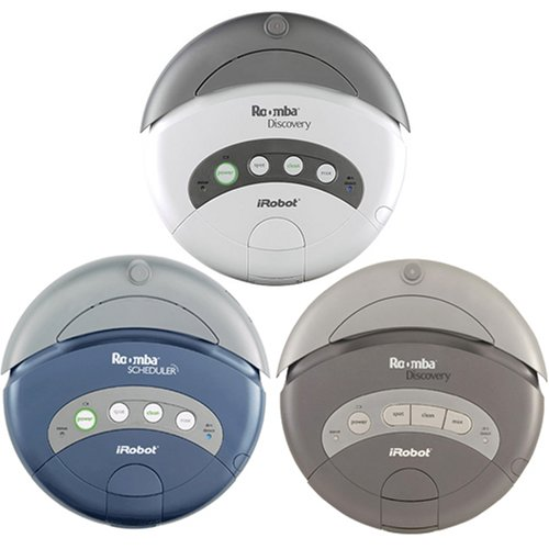 Remanufactured Irobot Roomba Vacuum Cleaning Robot With Scheduler, Case/Color May Vary front-34402