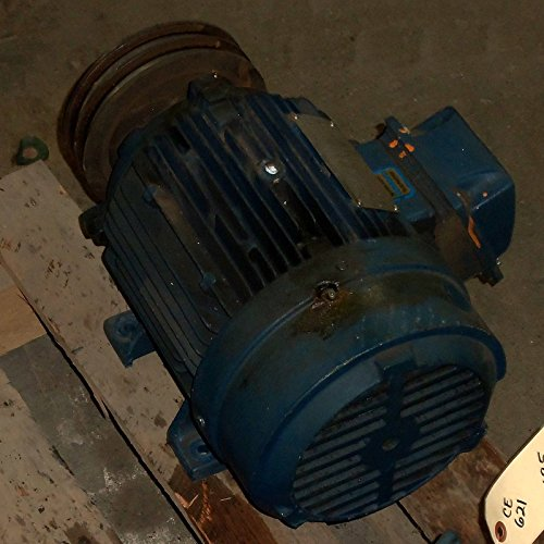 Pe-21 Plus Type Rgzesd 184T Fr. 3Ph 1725Rpm 5Hp Motor 1