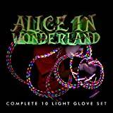 EmazingLights Alice in Wonderland eLite LED Glove Set Light Up Toy - As Seen on Shark Tank!