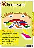 img - for Federwelt 116: Zeitschrift f r Autorinnen und Autoren (German Edition) book / textbook / text book