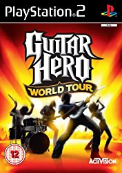Guitar Hero- World Tour (SOLUS) /PS2