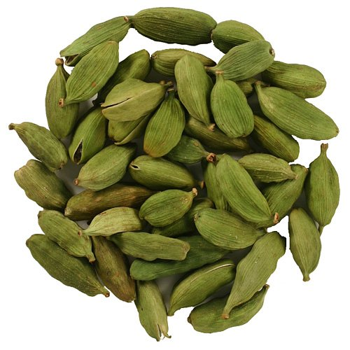 Frontier Cardamom Pods, Green, Whole, Extract Fancy Grade, 16 Ounce Bag