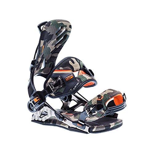 Herren Snowboardbindung SP Slab Snowboardbindung