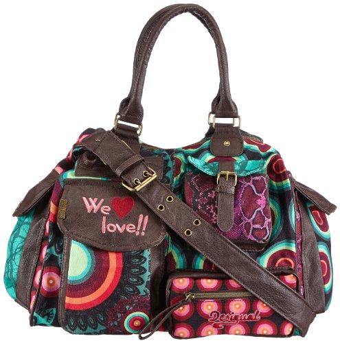 Desigual Women Bols_London  Gallacticliving Cross-Body Bags