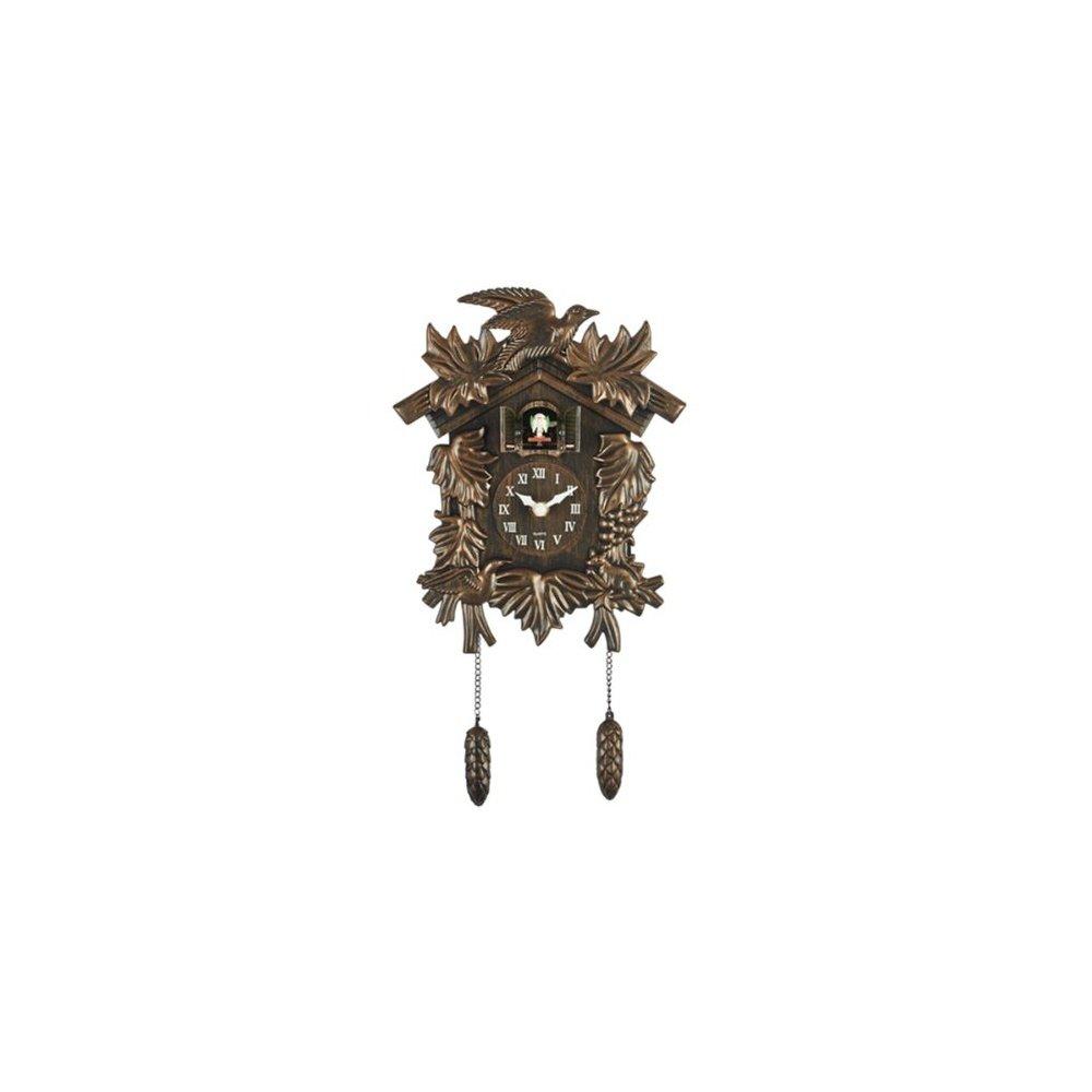 Acctim feldburg cuckoo pendulum wall clock mahogany one - Cuckoo pendulum wall clock ...