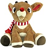 "Rudolph the Red-Nosed Reindeer Rudolph 8"" Plush"
