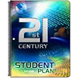 2014-15 Student Planner - 2045D - 21st Century Skills, Dated, Weekly, w/Subjects, 8.25 X 10.75