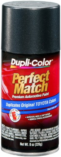 Dupli-Color BTY1619 Magnetic Gray Metallic Toyota Exact-Match Automotive Paint - 8 oz. Aerosol (2008 Toyota Yaris Paint compare prices)
