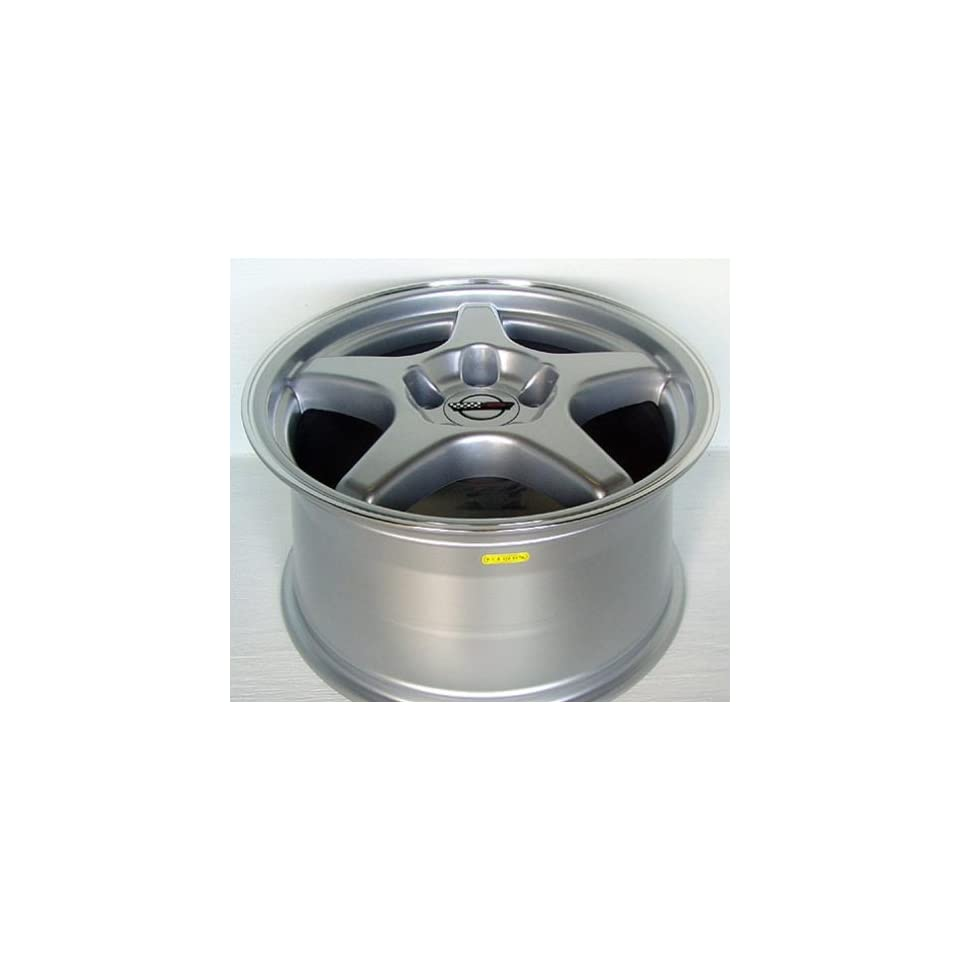 Pontiac Trans Am ZR Style Wheel Silver Wheels Rims 1993 1994 1995 1996 1997 1998 1999 2000 2001 2002 93 94 95 96 97 98 99 00 01 02