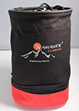 Big Chalk Bag Storage Pouch for Valuables Great for Climbing and Bouldering