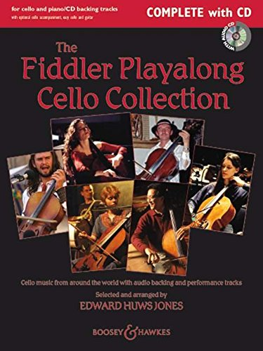 The Fiddler Playalong Collection: Cello Music from Around the World