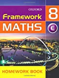 Framework Maths: Extension Homework Book Year 8