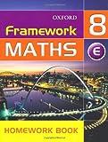 Framework Maths: Extension Homework Book Year 8