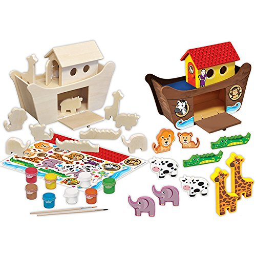 MasterPieces Works of Ahhh Deluxe Noah's Ark Paint Kit