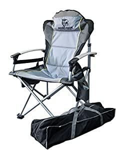 Amazon Com Rhino Rack Camping Chair Heavy Duty Camp