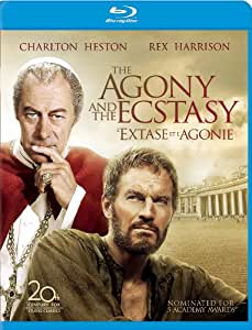 The Agony and the Ecstasy/L'extase et l'agonie (Bilingual) [Blu-ray]