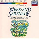 Serendades / Weekend Serenadepar Brahms