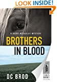 Brothers in Blood (Quint Mccauley Mystery)
