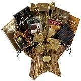 Art of Appreciation Gift Baskets Youre A Super Star Summer Snack Set