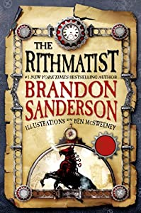 The Rithmatist by Brandon Sanderson ebook deal