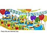 Winnie the Pooh Party Supplies Super Party Kit