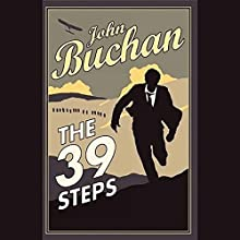 The Thirty-Nine Steps (       UNABRIDGED) by John Buchan Narrated by Caroline Miller