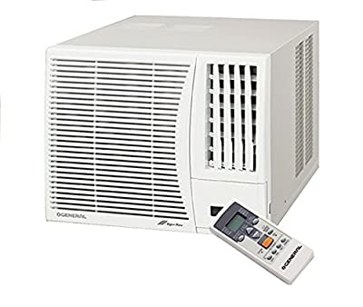 O General AKGA09AATB-0.75 Window AC (0.75 Ton, 1 Star Rating, White)