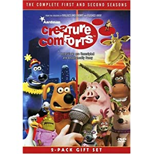 Creature Comforts - The Complete First and Second Seasons movie