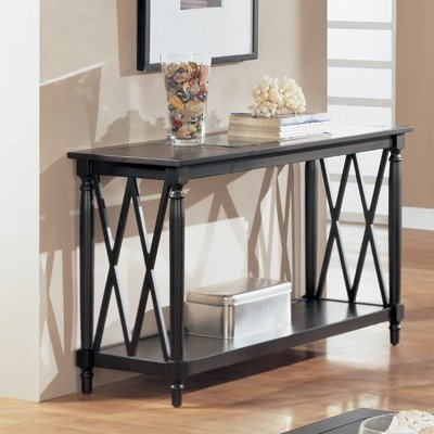 Cheap Console Table in Espresso (OCST467)