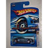 2006 First Editions #14 Chrysler Firepower Concept Slate Blue #2006 14 Collectible Collector Car Mattel Hot Wheels