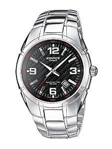 Casio Edifice Herren-Armbanduhr Analog Quarz EF-125D-1AVEF