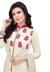Venisa Pure Cambric Cotton Salwar Suit Dress Material. Durga Pooja Special Price Rs. 899/- (Regular Amazon Price 999/-) till 10/10/2016