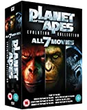 Planet of the Apes: Evolution Collection [Import anglais]
