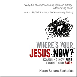Where's Your Jesus Now? Audiobook
