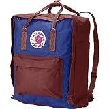 Fjallraven Kanken Backpack Royal Blue / Ox Red 16L